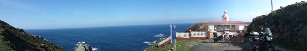 Panorámica Punta Candieira