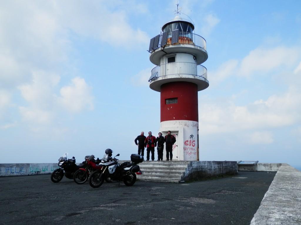 Cuarto Faro. Ortegal