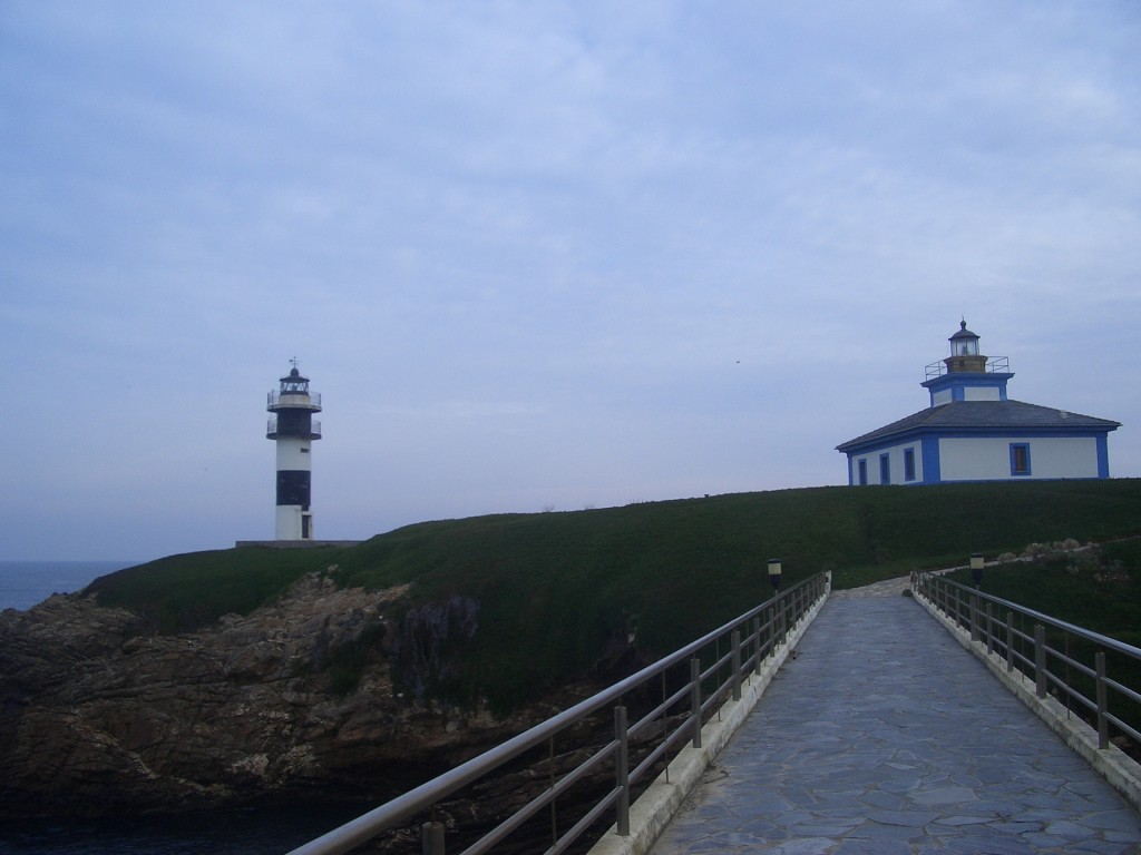 Noveno Faro. Illa Pancha