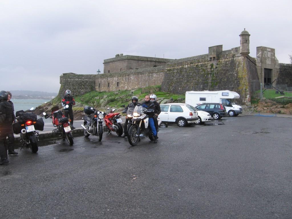 Segundo Faro. El Castillo de San Antón