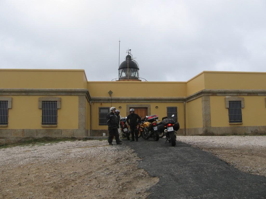 Cuarto Faro. Faro de Prior