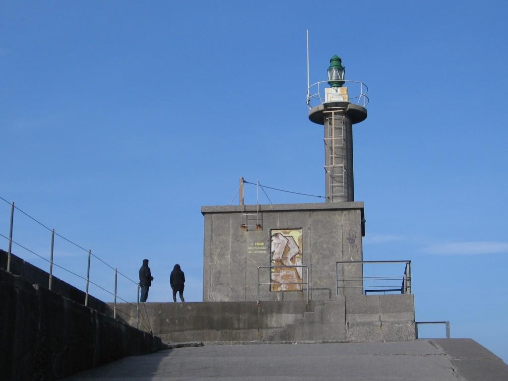 Decimoseptimo Faro. San Esteban de Pravia
